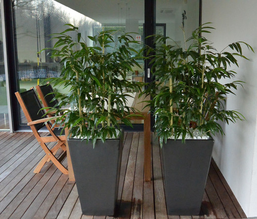 umetni bambus